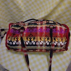 Handbags - Vintage Ethnic Tribal Print Purse